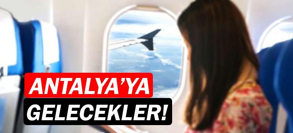 29 Ekim tatilinde ilk tercih Antalya!