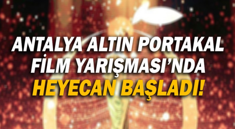 58. Antalya Altın Portakal Film Festivali, Uluslararası Uzun Metraj Film Yarışması'nda Heyecan Başladı!