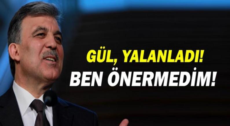 Abdullah Gül, çoklu baro düzenlemesi ile ilgili kendi hakkında yapılan iddiaları yalanladı.