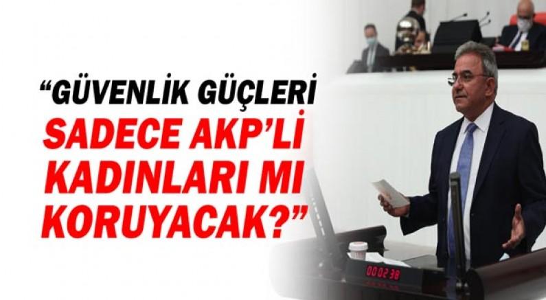 Ak Parti Antalya Kadın Kolları ile Emniyet Müdürlüğü'nün ortak etkinliğine Çetin Osman Budak'tan tepki!