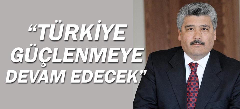 AK Parti Antalya Milletvekili Adayı Kemal Çelik, seçim çalışmalarını Demre'de sürdürdü