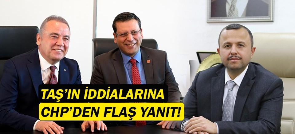 AK Parti'nin belediye şirketleri iddialarına CHP'den flaş yanıt!