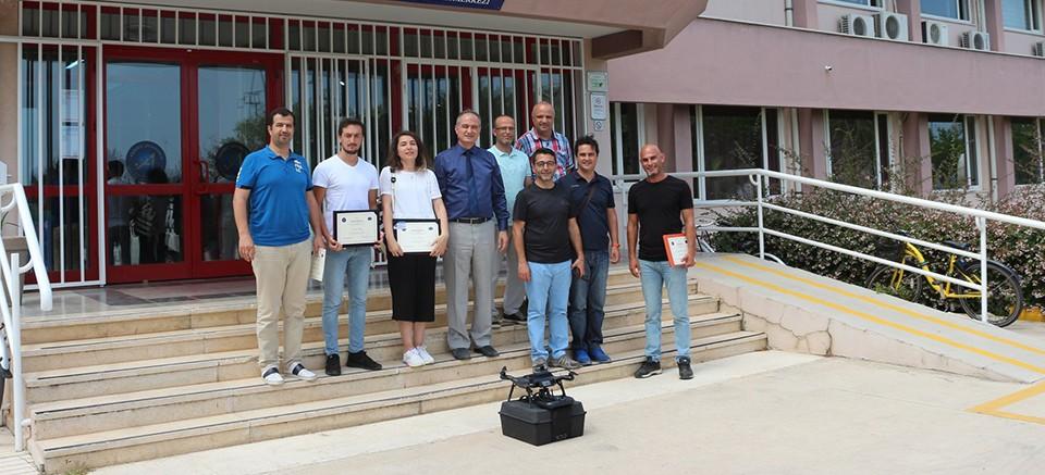 Akdeniz Üniversitesi'nden pilotluk eğitimi