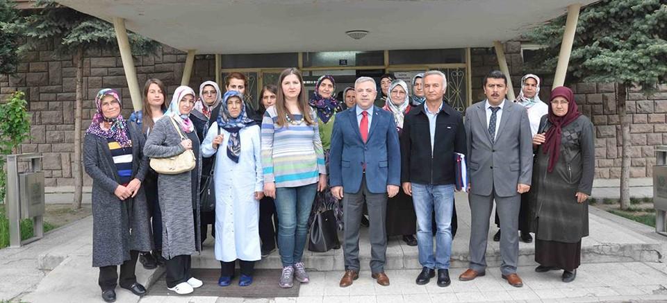 Aksekili Toprağın Sultanları Konya'da
