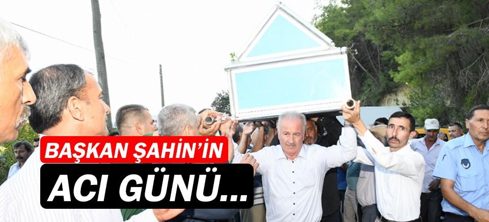 Aksu Belediye Başkanı Halil Şahin'in acı günü...