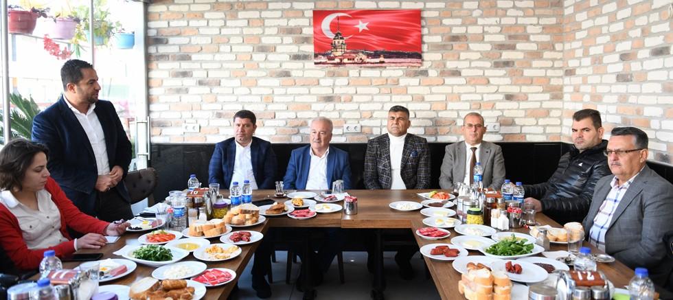 Aksu Belediye Spor Kulübü, çalışmalarını anlattı
