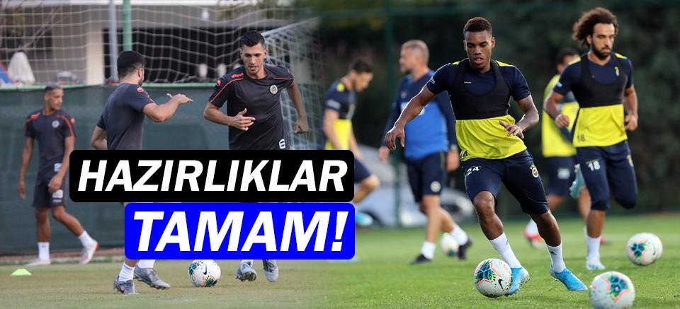Alanyaspor-Fenerbahçe karşılaşması ne zaman?