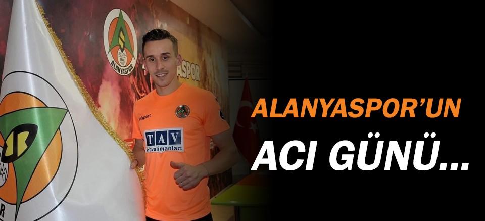 Alanyasporlu futbolcular kaza geçirdi! Josef Sural hayatını kaybetti!