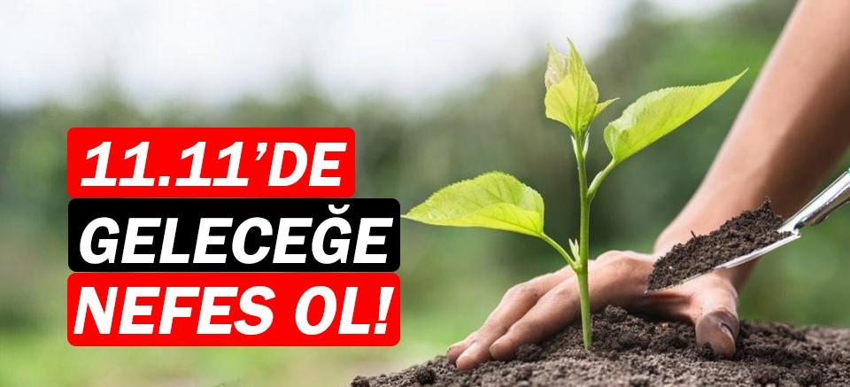 Antalya, 11.11'de geleceğe nefes olacak!