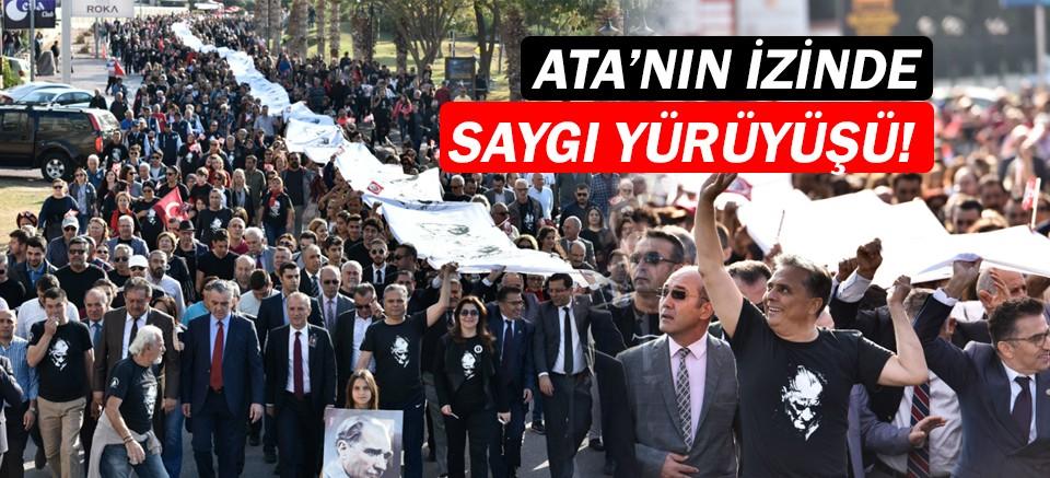 Antalya, Ata'sı için yürüyecek!