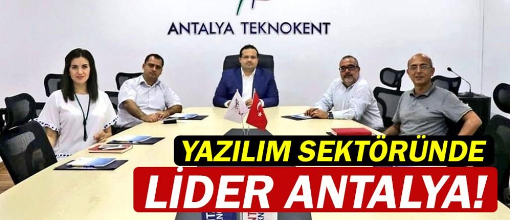 Antalya, 'Bilişim Şehri' olma yolunda...