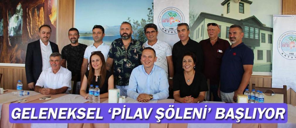 Antalya Burdurlular Derneği kahvaltıda buluştu...