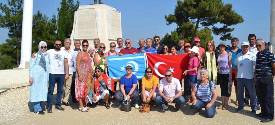 Antalya Çanakkaleliler Derneği'nden Çanakkale Gezisi...