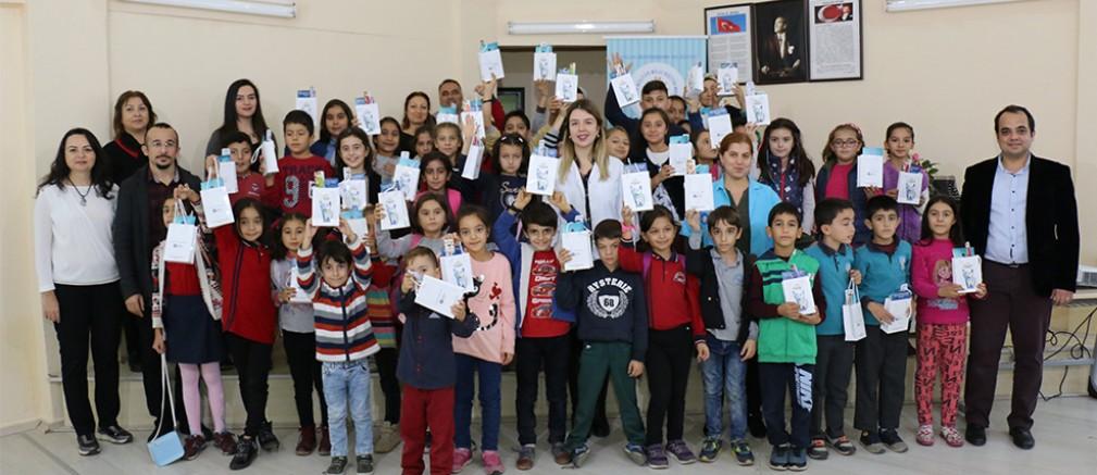 Antalya'da 109 bin çocuğa ağız bakımı yapıldı