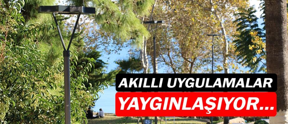 Antalya'da Akıllı Kent uygulamaları yaygınlaşıyor