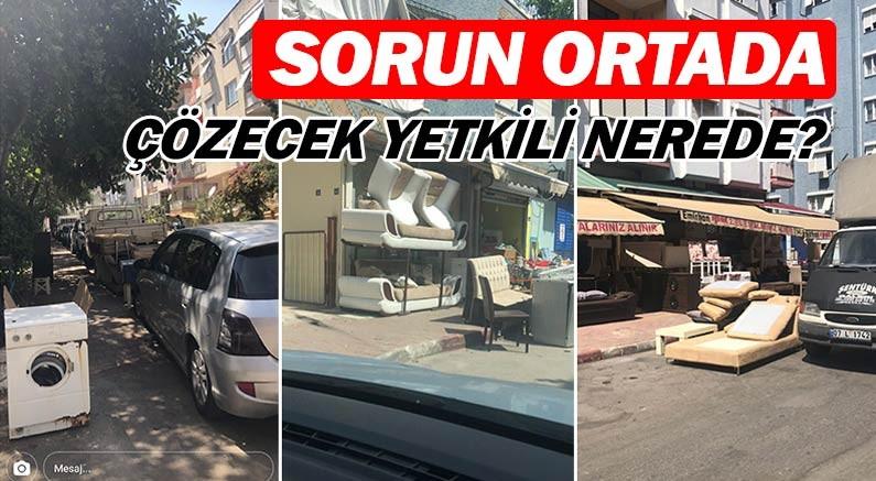 Antalya'da çözülmeyen sorun evkur sorunu.