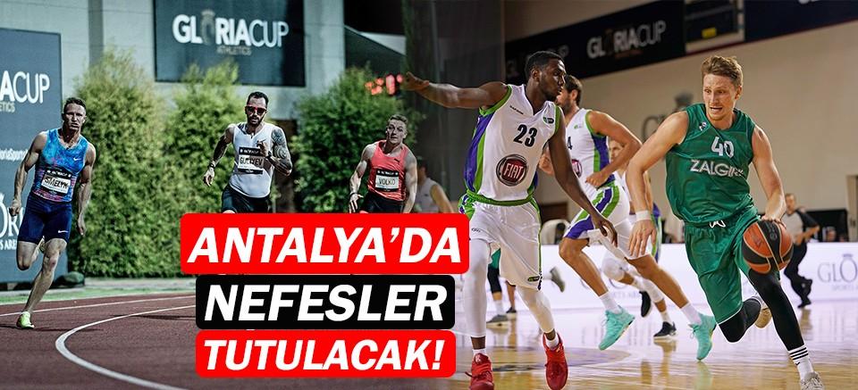 Antalya'da Gloria Cup 2019 heyecanı yaşanacak!