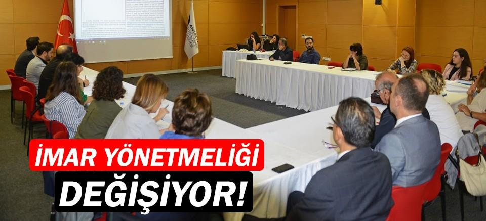 Antalya'da imar yönetmeliği değişiyor!