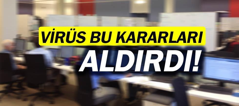 Antalya'da kimler çalışacak karar verildi.