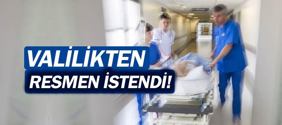 Antalya'da sağlık çalışanlarına servis hizmeti verilsin talebi.