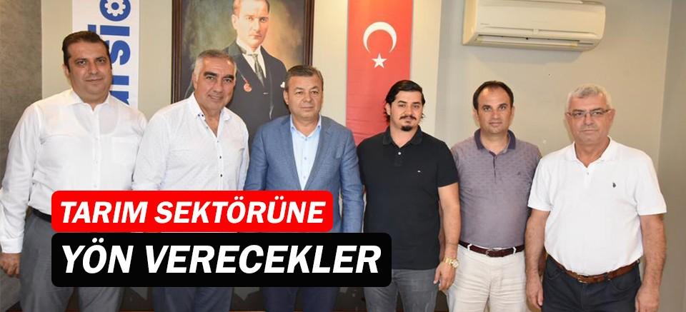 Antalya'da tarım sektörünün sorunları konuşulacak!