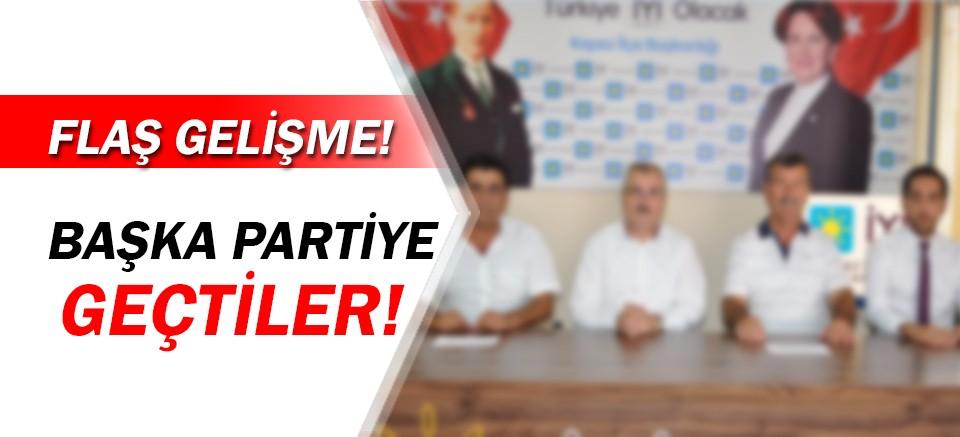 Antalya'da toplu istifa!
