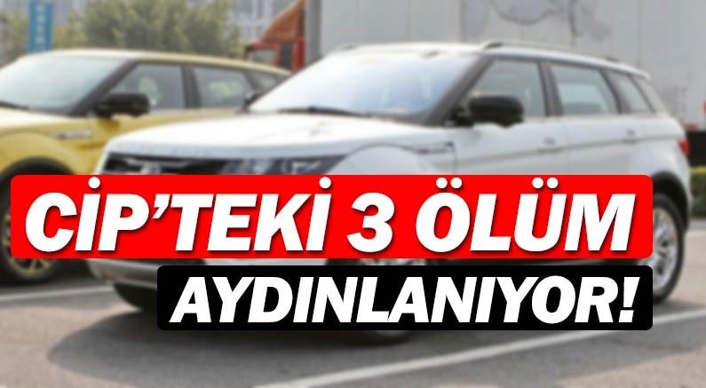 Antalya'da üç emlakçının lüks cipteki tartışması ölümle sonuçlandı.