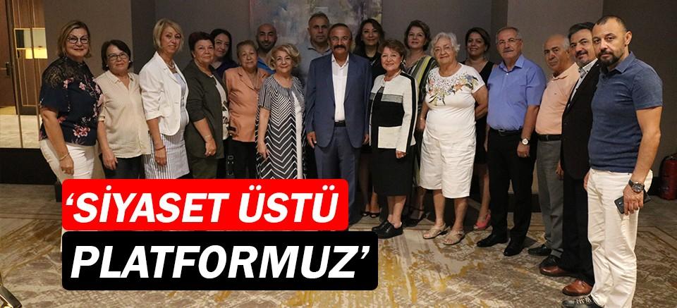 Antalya Güçbirliği Platformu, sezonu açtı