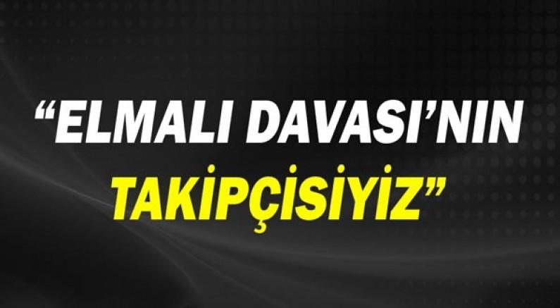 Antalya Kent Konseyi Kadın Meclisi: Elmalı Davası'nın takipçisiyiz
