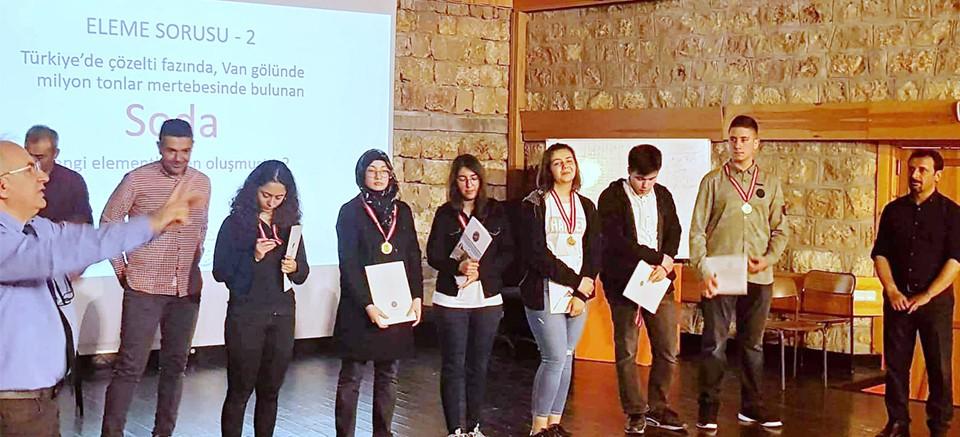 Antalya Kimya Olimpiyatı'na ilgi artıyor