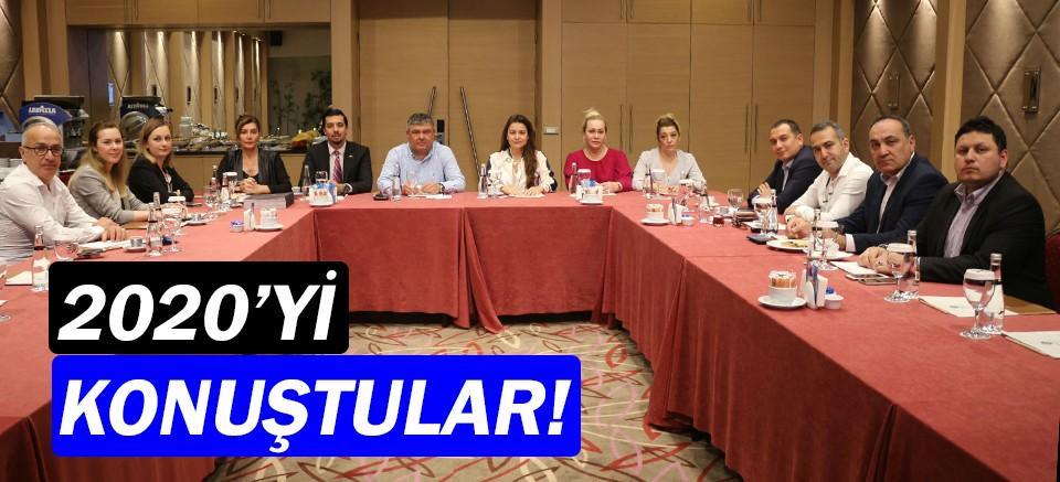 Antalya Kongre Bürosu'ndan 2020 Planı