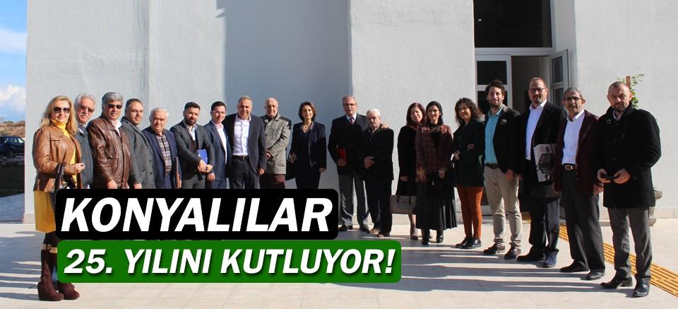 Antalya Konyalılar Derneği 25. yılını kutluyor!