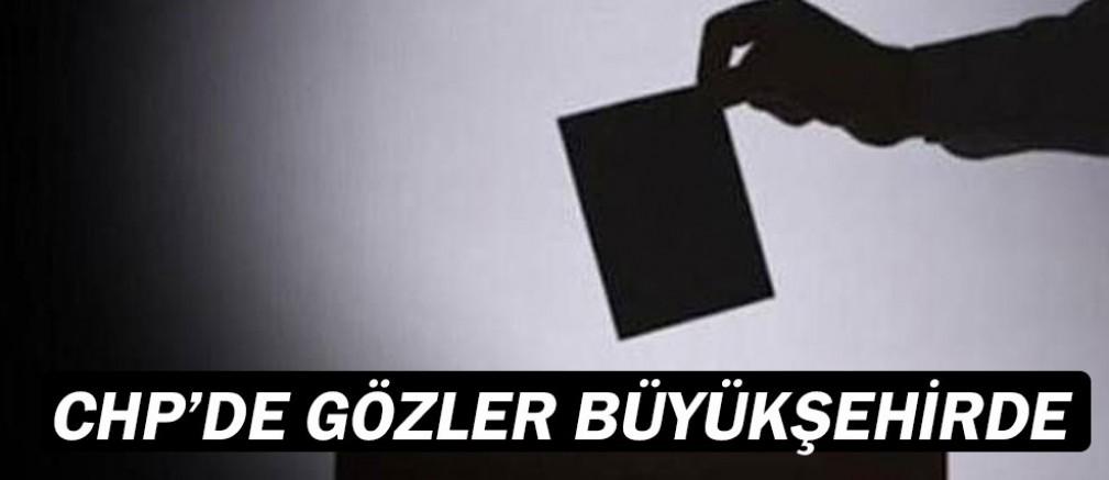 CHP'nin Antalya Büyükşehir adayları kulislere başladı...