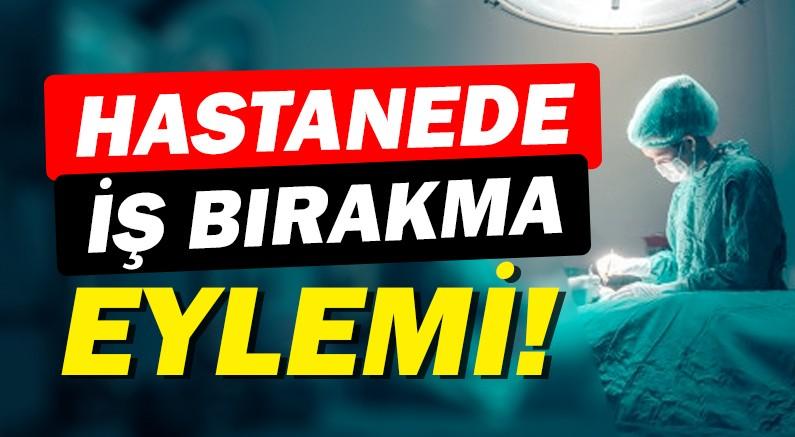 Antalya Medical Park Hastanesi'nde hastalardan isyan!