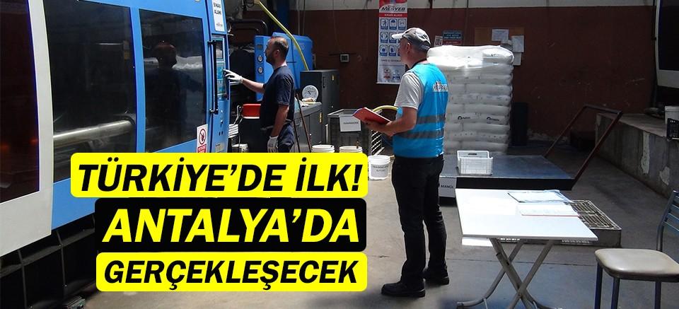 Antalya TSO ve Bursa TSO'dan dev işbirliği!