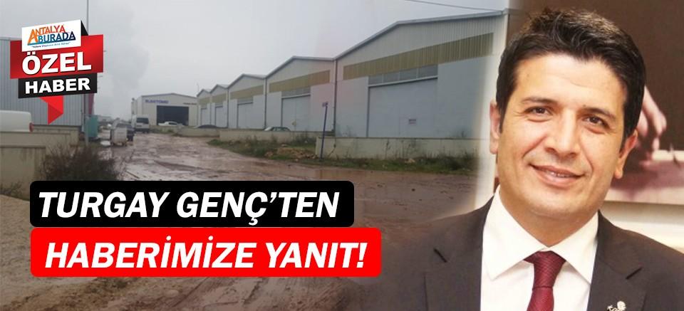AntalyaBurada duyurdu...Turgay Genç'ten açıklama geldi!