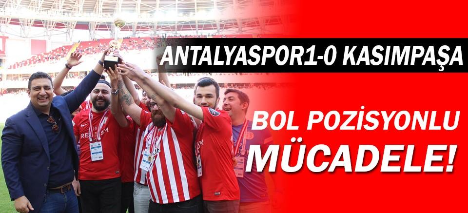 Antalyaspor 1-0 Kasımpaşa