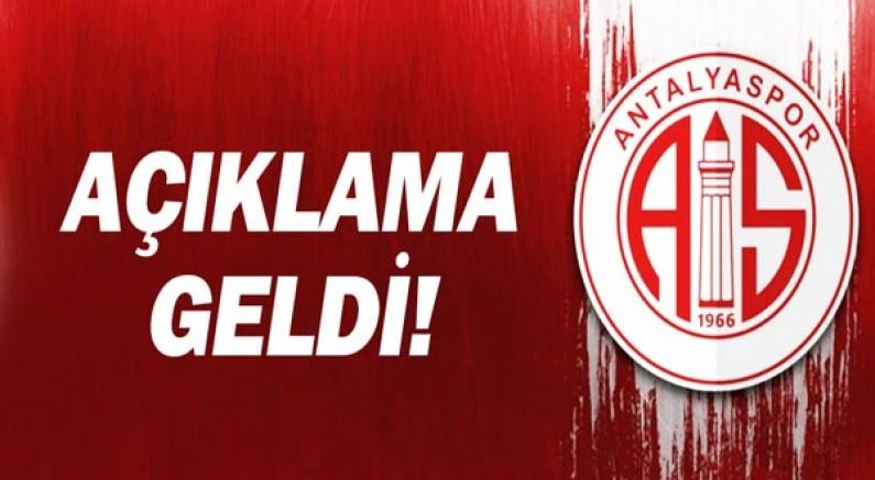 Antalyaspor Basın Sözcüsü Aziz Çetin