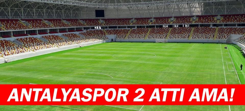 Antalyaspor - Çaykur Rizespor maçında işte maç sonucu