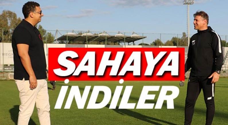 Antalyaspor'da gelişme!