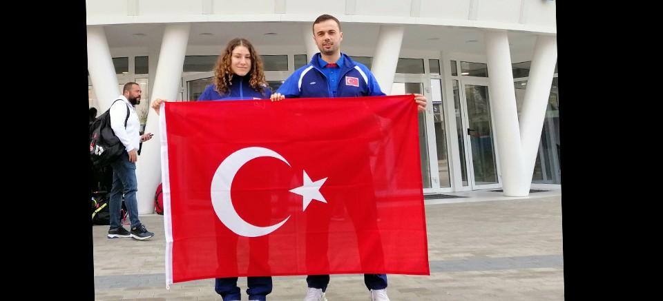 Antalyasporlu Ecenur Ceylan Milli Takımda
