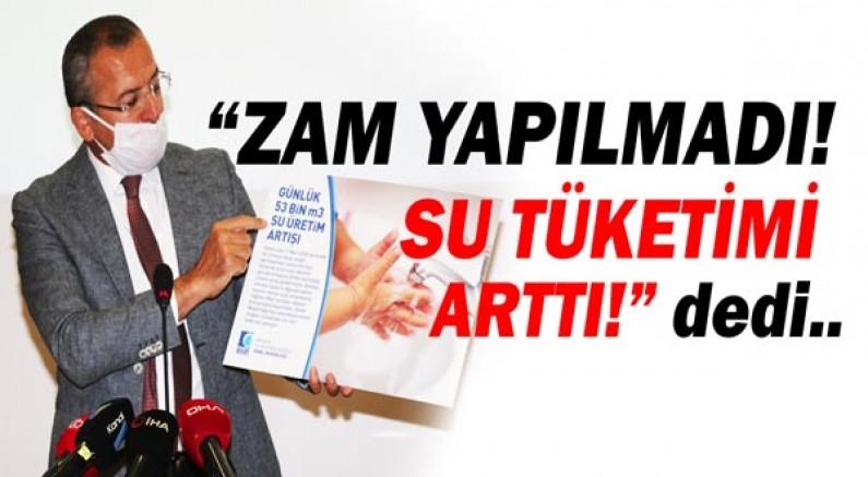 """ASAT Genel Müdürü Kurt: """"Zam yapılmadı, kademe artışı uygulanmadı"""""""