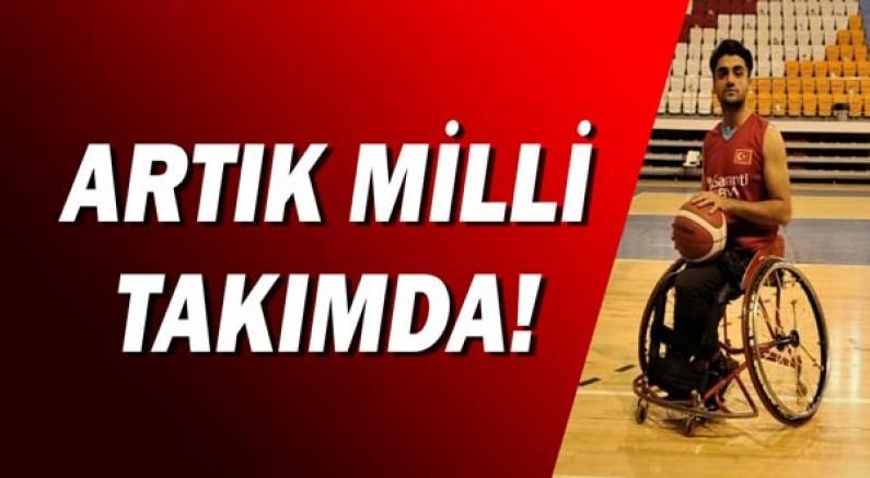 ASAT sporcusu İzzet Alkış Milli Takım'a seçildi!