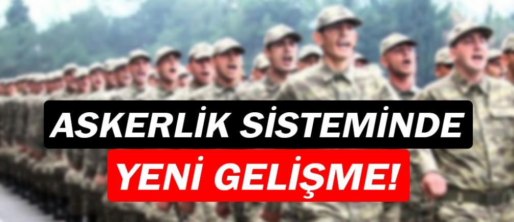 Askerlikte yeni sistem görüşüldü...