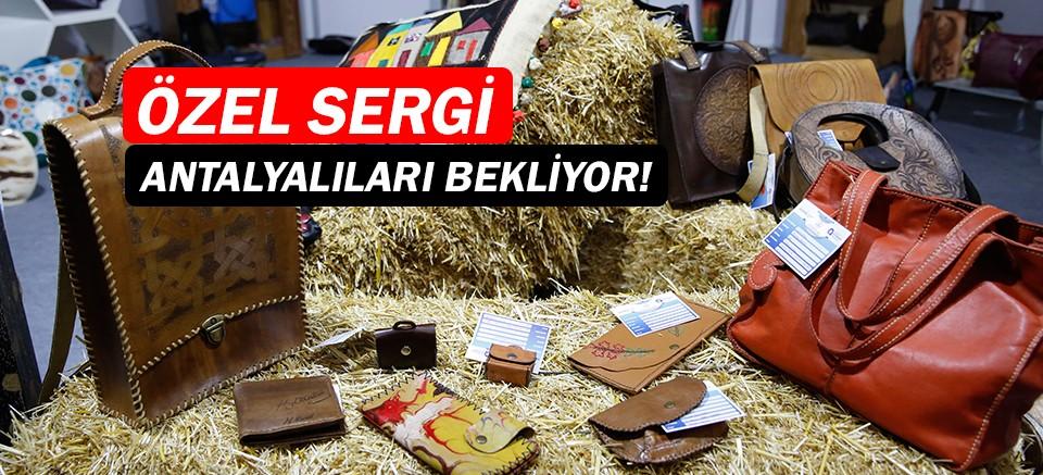 ASMEK özel sergisini Antalyalılarla buluşturuyor!