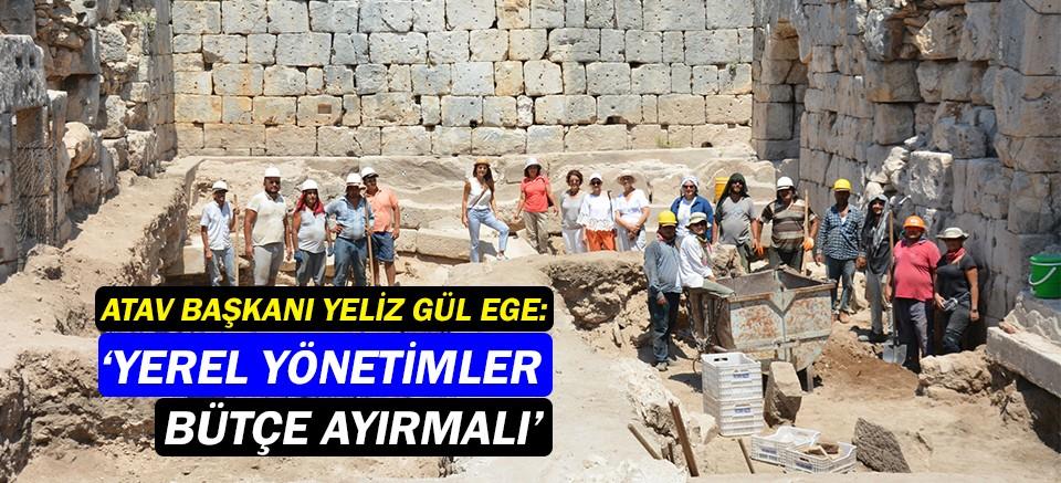 ATAV Başkanı Gül Ege'den yerel yönetimlere çağrı!