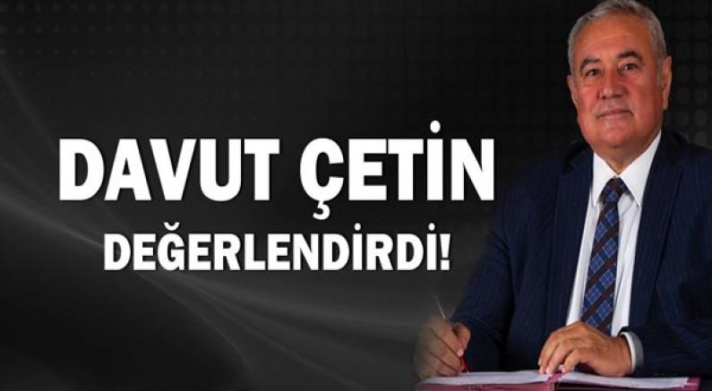 ATSO Başkanı Davut Çetin Enflasyonu Değerlendirdi.