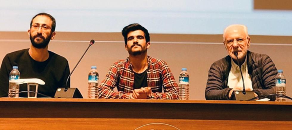AÜ İletişim Fakültesi'nde gönüllülük kavramı konuşuldu