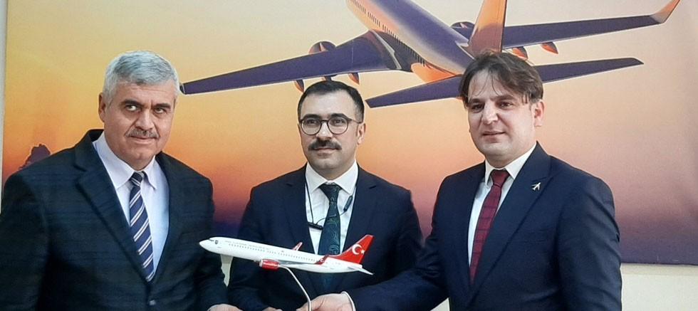 BAKA'dan 'Hayallerimiz Uçuşa Geçiyor Projesi'ne destek