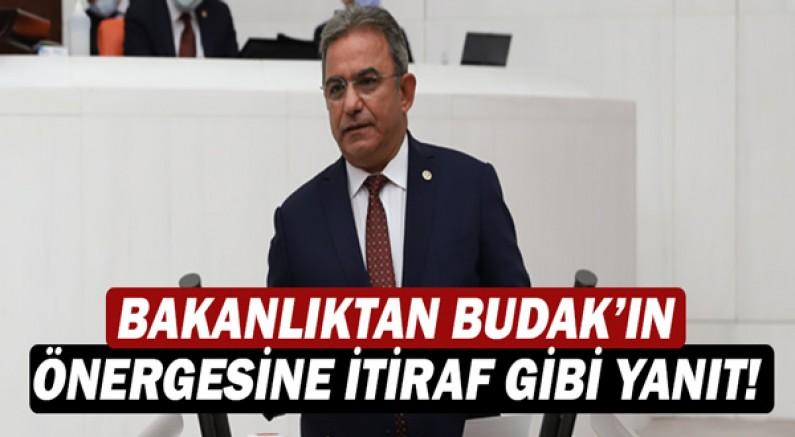 """Bakanlıktan Osman Budak'ın önergesine itiraf gibi yanıt: """"Kaş'ta 9 binden fazla bina imar affından yararlandı"""""""